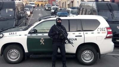 Un Guardia Civil se quita la vida cada mes en España, tratamos de averiguar por qué