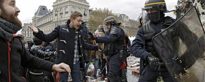 Paris Is a Snapshot of Our Hot, Violent, Militarized Future