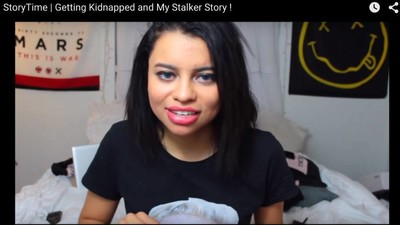 Por qué los adolescentes están obsesionados con narrar la historia de sus secuestros en YouTube