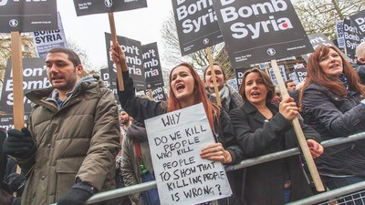 The Arguments for Britain to Bomb Syria Are Completely Insane