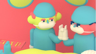 A Surgery Goes Wrong in This Week's Comic by Julian Glander