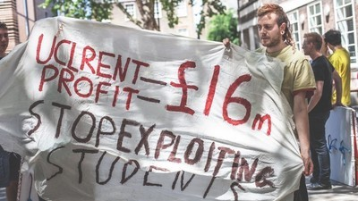 Rent-Striking London Students Won Compensation for Their Crappy Accommodation