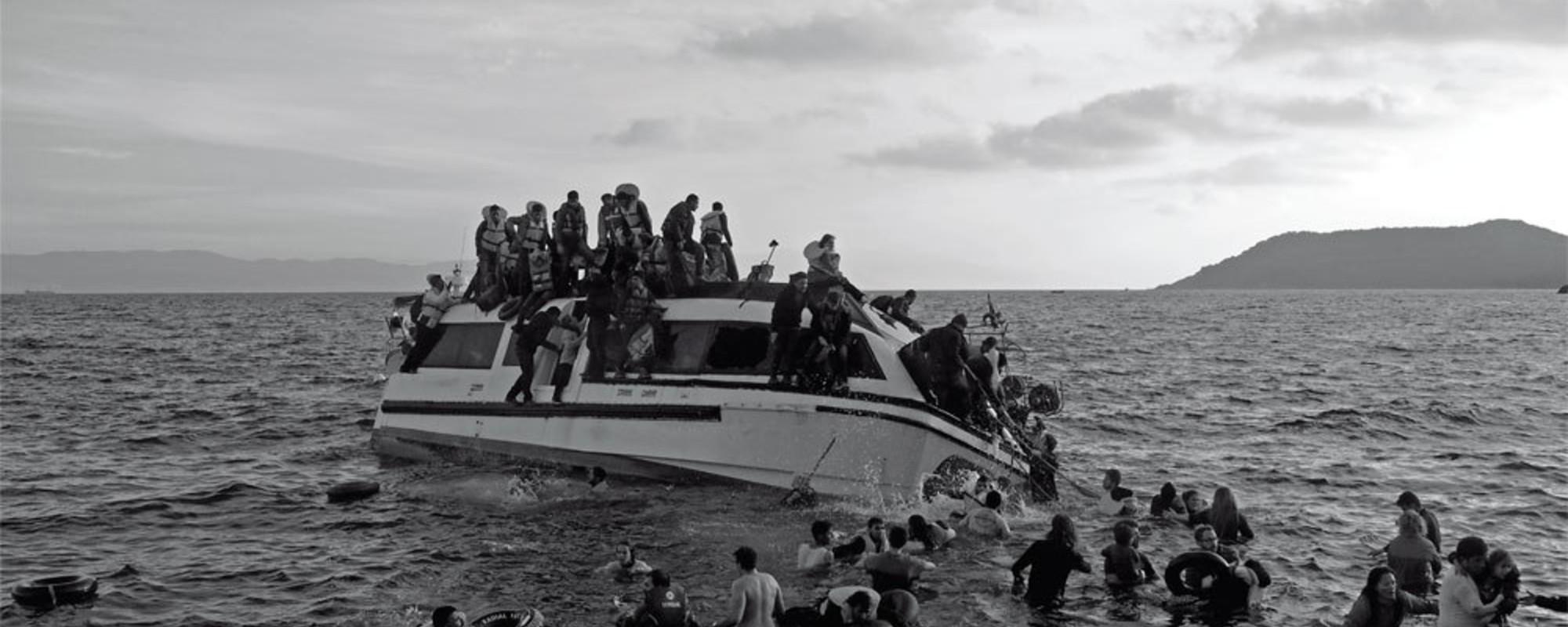Wie ich vom Fotografen zum Flüchtlingshelfer wurde