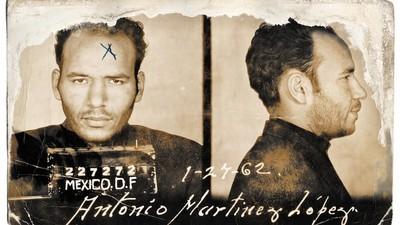Guerrilla's, bandieten en terroristen: oude politiefoto's uit Mexico