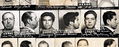 ​Guerrillas, Bandits, and Terrorists: Lost Police Mugshots from Mid-Century Mexico