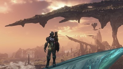 The Enticingly Alien 'Xenoblade Chronicles X' Is 2015's Most Eye-Popping Open World Game