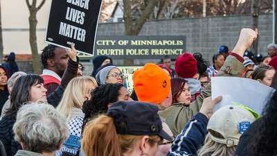 Was the Black Lives Matter Shooter in Minnesota a 'Sovereign Citizen' Racist?