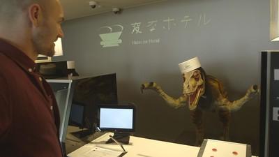 Au Japon, un hôtel est tenu par des robots