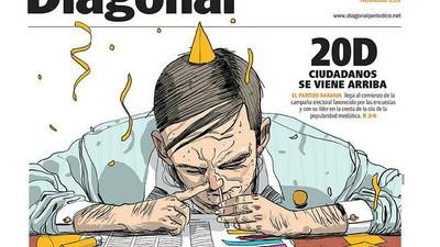 ¡Bravo Diagonal! Habéis superado todas las portadas de La Razón