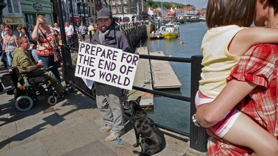 Was machen Apokalypsen-Prediger eigentlich, wenn die Welt nicht untergeht?