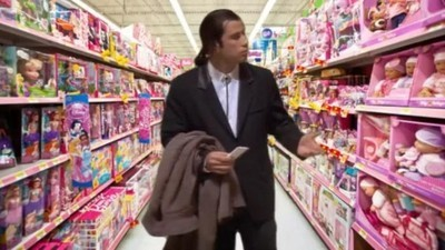 Hablamos con el creador del famoso GIF de Travolta despistado