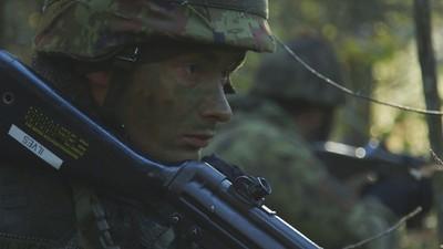 De Russen komen eraan: de nationale militie van Estland