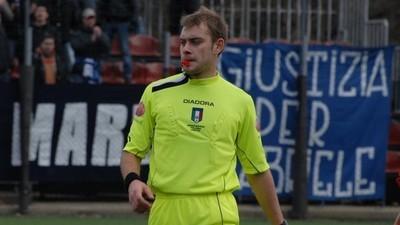 """""""Arbitro infame"""": i miei anni da direttore di gara nelle serie minori del calcio italiano"""