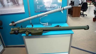 ¿Fue Estado Islámico a comprar armas a Ucrania?