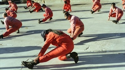 Zo is het om een brandweervrouw te zijn in een Californische gevangenis