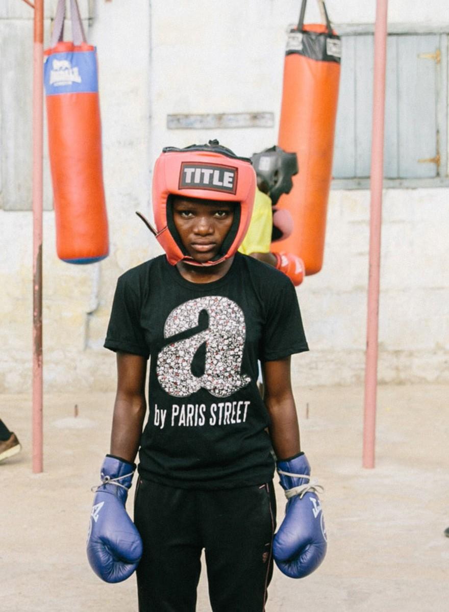 De boksers van Bukom