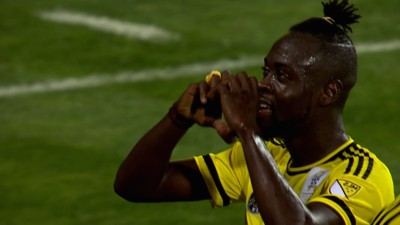 Kei Kamara on Escaping from Civil War to the Top of MLS