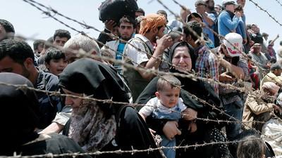 ¿Por qué Turquía no cierra su frontera con ISIS?