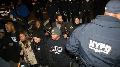 One Year After the Eric Garner Non-Indictment, Has Anything Changed?