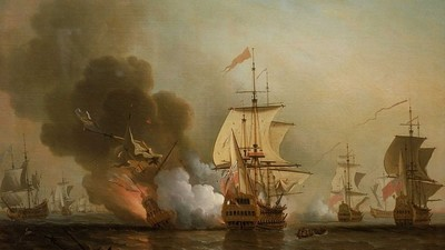A Shipwreck with Treasure Worth Up to $17 Billion Was Discovered Near Colombia
