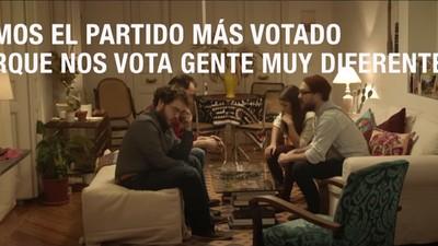 En el nuevo vídeo del Partido Popular los hipsters también les votan