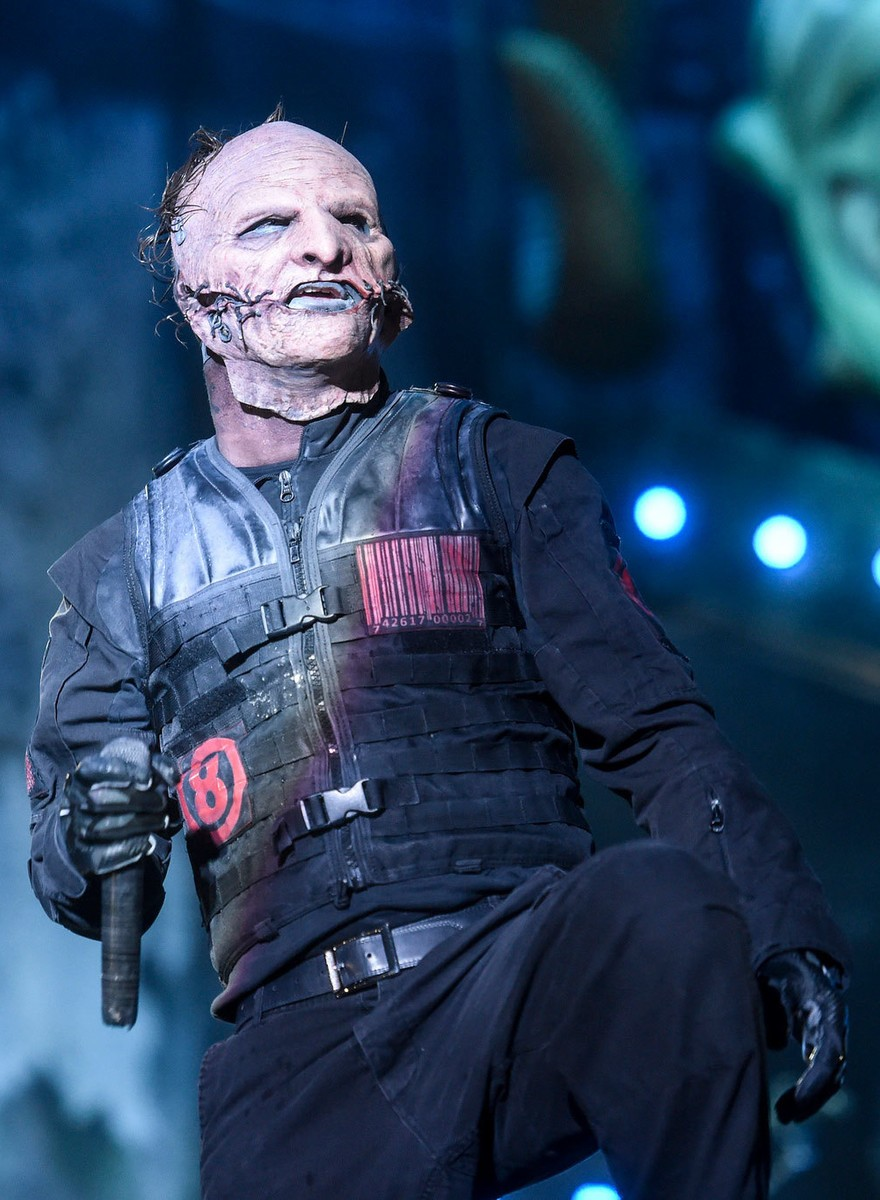 Knotfest 2015: Cuernitos de chivo, metaleros y Slipknot