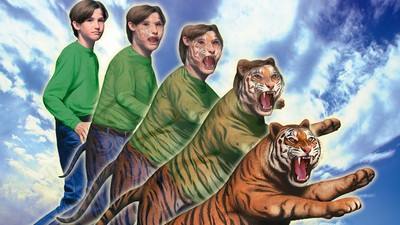 Meet the Artist Behind the Animorphs Covers That Destroyed Your Mind as a Kid