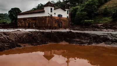 Os impactos ambientais em Mariana são piores do que imaginámos