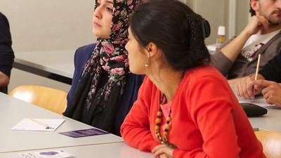 Refugees können seit diesem Semester an österreichischen Universitäten studieren