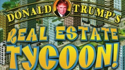 What We Can Learn About Donald Trump from His 2002 Video Game