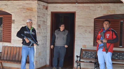 Notepads, Guns, and Cocaine: The Isolated Life of a Paraguayan Journalist