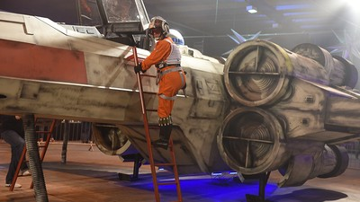 An Unofficial 'Star Wars' Convention in England Was Incredibly Depressing
