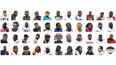 There Are 44 NFL Players Who Have Been Accused of Sexual or Physical Assault