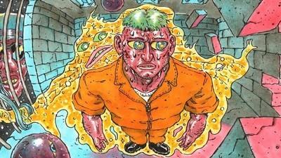 Trippen achter tralies: hoe het is om lsd te nemen in de gevangenis
