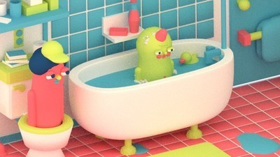 A Wrinkly Man Gives Advice in This Week's Comic by Julian Glander