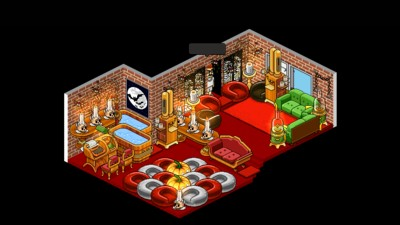 Me FORRÉ jugando a Habbo Hotel