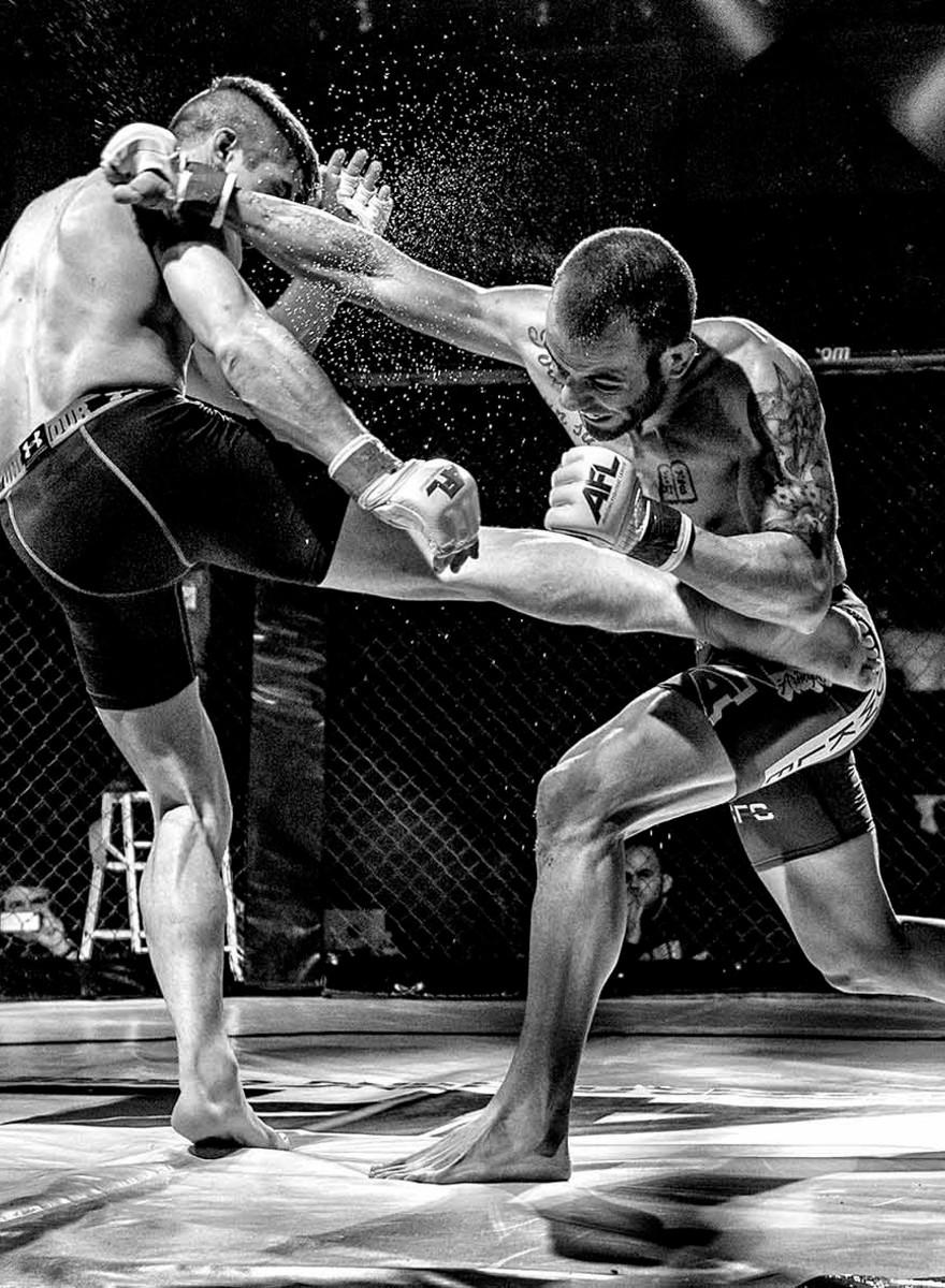 Fotos del mundo de las MMA en España