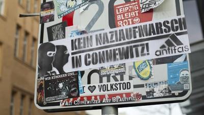 """Neonazi-Sternmarsch gegen """"Antifa-Weihnachtsfeier"""" – Leipzig bereitet sich auf Samstag vor"""