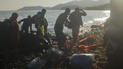 Zes Afghaanse vluchtelingenkinderen verdronken voor de kust van Turkije