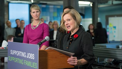Awful Misogynists Keep Threatening to Kill Alberta Premier Rachel Notley