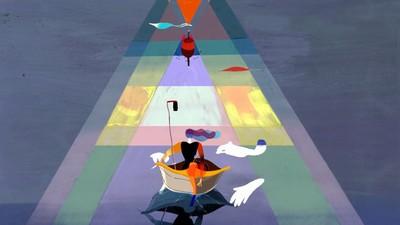 Mira la animación de un poema surrealista de Robert Desnos