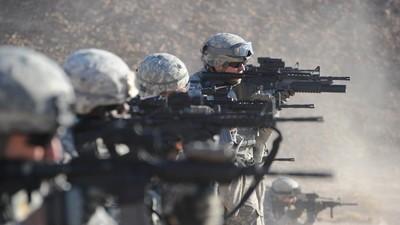 Der Islamische Staat kämpft mit Waffen aus 25 Ländern