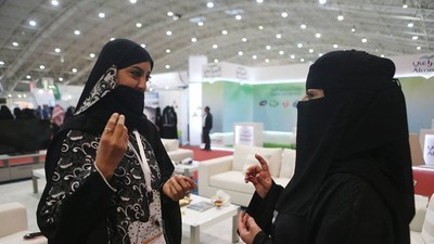 For the First Time, Saudi Women Go to the Polls and Run for Office
