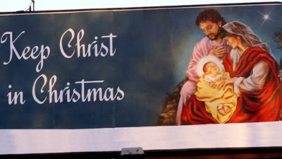 The New Christian Marketing Group On the Front Lines of the War on Christmas