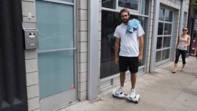 Amazon Has Stopped Selling Hoverboards Because They're Dangerous