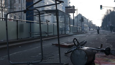Krawalle in Leipzig: Warum die Behörden eine Mitschuld tragen