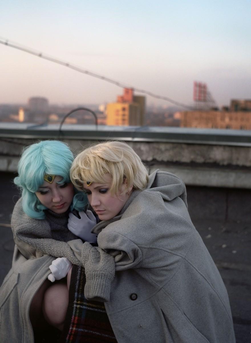Die florierende weibliche Cosplay-Community Russlands