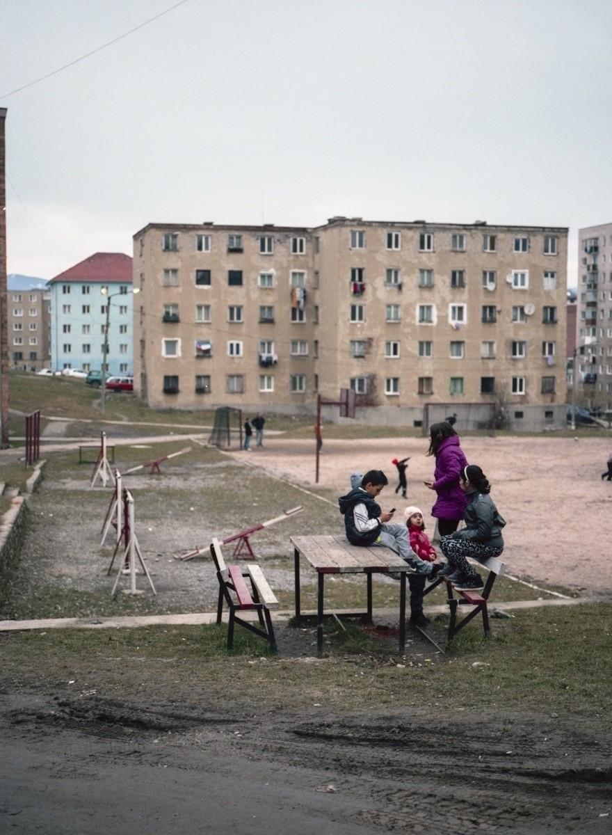 Die Teenie-Mütter von Rumänien
