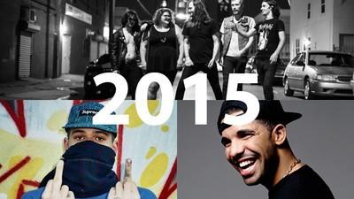 Estas son las mejores canciones del 2015 según VICE España