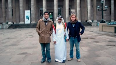 Poet Ashraf Fayadh Is Appealing the Death Sentence Handed Down by a Saudi Court